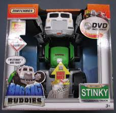 Stinky The Talking Garbage Truck.Matchbox Stinky The Interactive ... Stinky The Garbage Truck From Mattel Youtube Cheap Side Loader Find Amazoncom Matchbox Real Talking Mini Toys Stinky The Garbage Truck In Blyth Northumberland Gumtree Dxt65 Vehicle Vip Outlet Toy Trucks Unboxing Matchboxs Interactive Toyages 3 New In Box Eats Surprise Cars And Disney 2009 Ebay Buy Big Rig Buddies By Lego Juniors Shop For