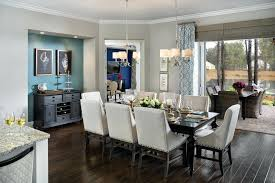 Beige Upholstered Dining Chairs Cowhide Accent Room Transitional With Indoor Outdoor Living