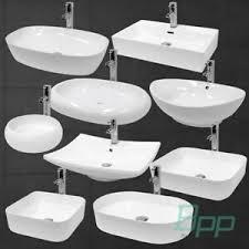eckige keramik waschbecken teile fürs badezimmer günstig