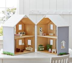 Farmington Dollhouse | Pottery Barn Kids Loving Family Grand Dollhouse Accsories Bookcase For Baby Room Monique Lhuilliers Collaboration With Pottery Barn Kids Is Beyond Bunch Ideas Of Jennifer S Fniture Pating Pottery New Doll House Crustpizza Decor Capvating Home Diy I Can Teach My Child Barbie House Craft And Makeovpottery Inspired Of Hargrove Woodbury Gotz Jennifers Bookshelf
