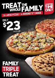 DEAL: Pizza Hut $23 Family Triple Treat (2 Large Pizzas ... 50 Off On Pizza At Hut Monday Friday Hut Coupon Online Codes 2019 5 Power Lunch Coupon From Dollarsaver Promo Code Td Car Rental Discount Free Code Giveaway 2 Medium Pizzas Nova Pladelphia Eagles 2018 Why Should I Think Of Ordering Food Online By Dip Free Wings Pizza Recent Whosale Coupons For January Jump N Play Avon Pin Kenwitch 04 Life Hacks Set Rm1290 Nett Only