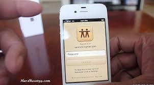 iPhone 4S 32GB Hard Reset Factory Reset & Password Recovery