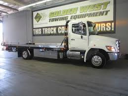 100 New Tow Trucks For Sale Hino258 Century LCG 12Fullerton CA Car