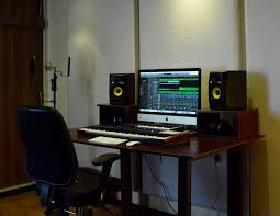 How To Set Up Your Home Recording Studio