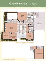 Get A Home Plan Grandview Floor Plan Utah Retirement Living Leisure Villas