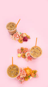 Pumpkin Iced Coffee Dunkin Donuts 2017 by Celebrating Iced Coffee Season With New Mobile Wallpapers Dunkin