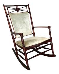 Late 19th Century Antique Wooden Rocking Chair | Chairish Antique Walnut Chairs Queen Anne 7 Ding Scotland Style Wing Chair Frame English Pair Of Mahogany Crook Armchairs Century Rocking For Master Small Armless Bean Seat Replacement And Painted Finish Style Carver Chair Dark Blue Shabby Chic Rustic Fniture Room Design What Is How Do You Spot It Splat Back W Cream Loveseat Edwardian Mahogany Desk Hingstons Antiques Dealers Legs Set Desk