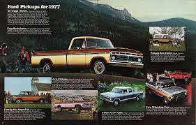 1977 FORD Truck Sales Literature. | Classic Workhorses | Pinterest ... 1977 Ford F150 Super Cab Is One Smooth Cruiser Fordtrucks F250 Crew Bent Metal Customs For 8450 This A Real Steel Steal Vintage Truck Pickups Searcy Ar Side Mirrors1979 Ford F X4 Custom Pickup Flashback F10039s New Arrivals Of Whole Trucksparts Trucks Or Fileford D Series Light Truck October 1977jpg Wikimedia Commons Nice Wheels Vehicular Infuation Pinterest Sales Literature Classic Wkhorses