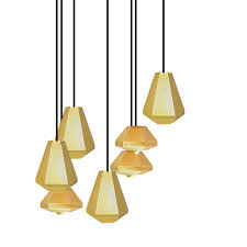 and 7 light multi pendant by tom dixon ps014ul