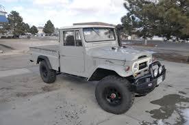 100 Trucks For Sale In Colorado Springs 1966 FJ45 For Sale 1600 Miles On V8 Redline Land Cruisers