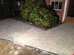 Installing 12x12 Patio Pavers by Garden Interesting Pavers Lowes For Cozy Garden Walkway Design