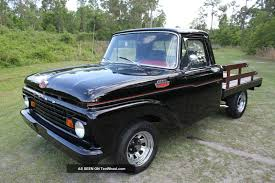1963 Ford F - 100 Custom Cab Pick Up Truck F100 Make Me An Offer F ... 1963 Ford F100 Youtube For Sale On Classiccarscom Hot Rod Network Stock Step Side Pickup Ideas Pinterest F250 Truck 488cube Blown Ford Truck Street Machine To 1965 Feature 44 Classic Rollections Classics Autotrader