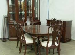 awesome ethan allen georgian court dining room set gallery best