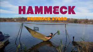 HAMMECK Portable Hammock Stand Review and Set Up