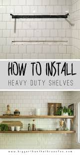 best 25 floating shelves kitchen ideas on pinterest open