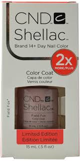 Cnd Uv Lamp Canada by Cnd Shellac Double Size Field Fox Uv Led Polish Free