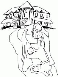 Jesus Nw Prodigalson2 Bible Coloring Pages