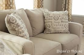 Rowe Nantucket Sofa Slipcover by Furniture Charming Sofa With Storehouse Furniture Slipcovers In
