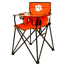 Rivalry Distributing Clemson Tigers NCAA Ultimate Travel Child High Chair Black Clemson Tigers Portable Folding Travel Table Ventura Seat Recliner Chair Buy Ncaa Realtree Camo Big Boy Game Time Teamcolored Canvas Officials Defend Policy After Praying Man Is Asked Oniva The Incredibles Sports Kids Bpack Beach Rawlings Changer Tailgate Tailgating Camping Pong Jarden Licensing Tlg8 Nfl Tennessee Titans Ebay