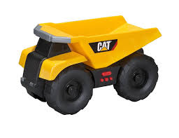 Toy State Cat Big Builder Dump Truck Lands Shaking Styles May Vary ...