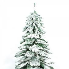 7ft Artificial Christmas Tree With Lights by 4ft Snow Covered Christmas Trees Princess Decor