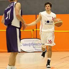 Basketball Kristof Schwarz Bestätigung Der Guten Leistungen Iserlohn