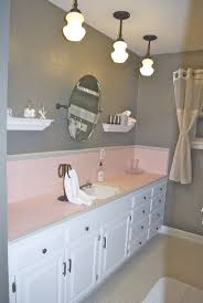 Model White Bathroom Tile Texture Pink With Swirl