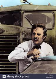100 Duel Truck Driver Film 1971 Stock Photos Film 1971 Stock Images Alamy