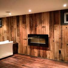 Marvellous Reclaimed Wood Feature Wall 41 For House Decorating Ideas With