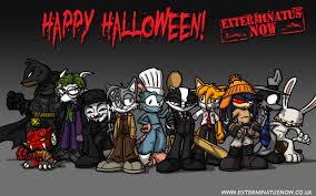 Homestar Runner Halloween by Exterminatus Now Bonus