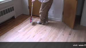 Bona Water Based Floor Sealer by Bona Amber Seal Sold At Floormechanics Com Youtube