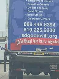 100 Goodwill Truck The Office Chair In On This Goodwill Truck I Think They Want You To