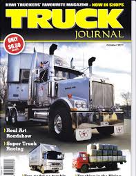 Truck Journal | NZ Magazine Shop