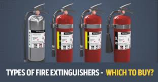 Fire Extinguisher Mounting Height Requirements by Types Of Fire Extinguishers Which One To Buy