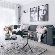 Black Leather Sofa Decorating Ideas by Furniture Grey Sofa Decor Pad Living Room Ideas Black And Grey