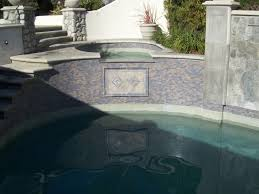 pool tile cleaning by surface renewal