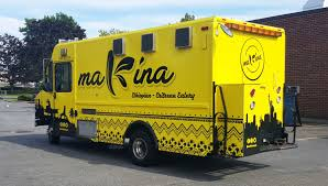 Sign Central Wraps | Food Trucks