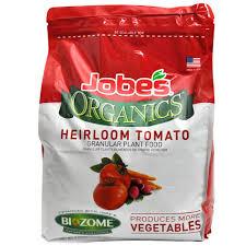 100 Heirloom Food Truck Jobes Organics 8 Lb Organic Tomato And Vegetable Plant