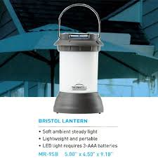 Thermacell Mosquito Repellent Patio Lantern Amazon by Thermacell Dark Bronze Mosquito Repellent Lantern Northline Express