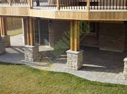 Diy Under Deck Ceiling Kits Nationwide by Walk Out Basement Under Deck Designs Google Search Stuff For
