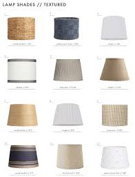 Red Lamp Shades Target by The Surprising Value Of Colored Textured Or Patterned Lampshades