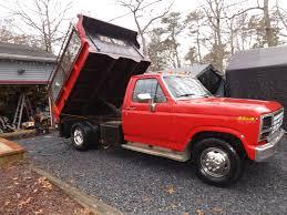 100 Ford F350 Dump Truck 1985