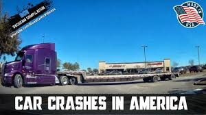 CAR CRASHES IN AMERICA (USA) 2018 # 83 - YouTube Semi Truck Crashes And Jacknifes Youtube Crazy Truck Crash Amazing Trucks Accident Best Trailer Crash Police Chases 4 Beamng Drive Lorry Aberdeen Heavy Recovery Test 2017 Pickup Colorado Tacoma Frontier Big Rig Us 97 Wa 14 Viralhog Euro Simulator 2 Scania Damage 100 Monster Jam 2012 Tampa Compilation 720p Video Into Walmart Store Videos For Kids Hot Wheels Monster Jam Toys Survivor Speaks Out About Semitruck Accident Volving Bus Of Pig Road Repair Vehicles Episode 140
