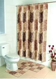 Cheetah Bathroom Rug Set by Leopard Print Bathroom Setbathroom Word Art Decor Bath Leopard
