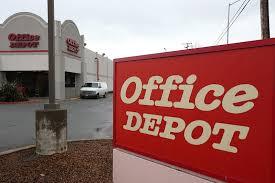 An Office Depot Store In San Rafael California