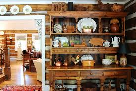 Innovative Dining Room Hutch Decorating Ideas With Buffet Love This Idea In A Darker Wood