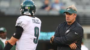 Would Doug Pederson really consider benching Nick Foles