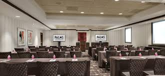 100 Palms Place Hotel And Spa At The Palms Las Vegas Meetings And Events At Casino Resort