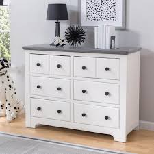 Sauder Harbor View Dresser Antiqued White Finish by Nursery Baby Dressers U0026 Chests Babies