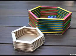 Simple Craft Ideas With Popsicle Sticks